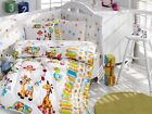 car games for babies - 100% Cotton Crib Bedding Comforter Set for Baby Boys 6 PCS Nautical Animals Cars
