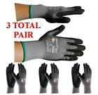 Внешний вид - G-Tek MaxiFlex 34-874 PIP Seamless Knit Nylon Gloves - 3 Pairs - Choose Size!
