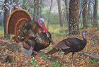 Beauty and the Feast by Randy McGovern (Signed & Numbered)  9 1/2 x 12 1/2
