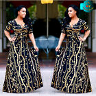 New Fashion Design Traditional African For Women Clothing Print Dashiki Dresses