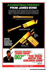 67997 The Man with the Golden Gun Movie Wall Print Poster AU $17.95 AUD on eBay