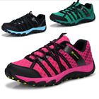 Cantorp Women Hiking Climbing Camping Shoes Non-slip Sneakers Outdoor