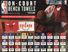 "NBA Assorted Teams 2 Sided Full Color 22""x 42"" Locker Room On Court Bench Towel on eBay"