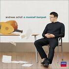 ANDREAS SCHOLL - Andreas Scholl: A Musicall Banquet - CD - Import - *SEALED/NEW*