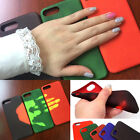 Heat Sensitive Thermal Discoloration Soft Case Cover For iPhone Huawei Samsung