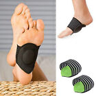 Health Feet Protect Care Pain Arch Support Cushion Footpad Run Up Pad Foot t#