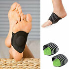 Foot Heel Pain Relief Plantar Fasciitis Insole Pads & Arch Support Shoes Inset#
