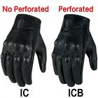 Gloves Motorcycle Leather New Biker Touch Screen Glove Motocross Goatskin Racing