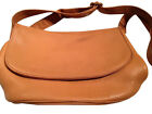 Vintage Light Caramel Coach Handbag