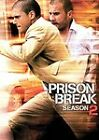 PRISON BREAK THE COMPLETE SECOND SESON TWO 2 DVD WITH SLIPCOVER