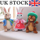 HOT Cute Peter Rabbit Beatrix Potter Plush Toys Collection for Baby gifts 30CM