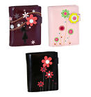 Shagwear Flora & Fauna Themed Short Magnetic Snap Bifold Wallet (Choose Design) image