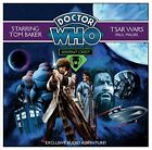 DOCTOR WHO SERPENT CREST 1: TSAR WARS By Paul Magrs **BRAND NEW**