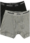 2 Pack Lot Pro Club 100% Cotton Men Underwear Boxer Briefs Shorts Size S-5XL New