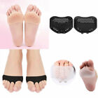 Soft Silicone Gel Toe Forefoot Pad Metatarsal Foot Shoe Cushions for Pain Relief