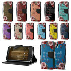 "For Alcatel Fierce 4 Pop 4+ 5.5"" Bible Verses Card Wallet Cover Case Stand + Pen"