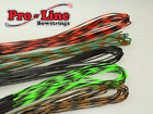 """60X Custom Strings 52/"""" String Fits Hoyt Vector 32 #2 Bow Bowstring"""