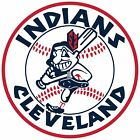Cleveland Indians Circle LOGO Vinyl Decal / Sticker 5 Sizes!!! on Ebay