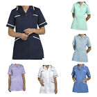 Healthcare Nursing Beauty Tunics woman girls ladies top uniform shirts top -N550 <br/> Greenberg branded tunics, probably the best product