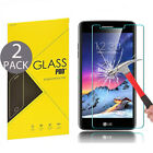 2x Merry-Quality Premium Real Tempered Glass Film Screen Protector for Phone NEW