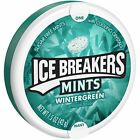 ICE BREAKERS Sugar-Free Mints (1.5 oz., 8 ct.), WINTERGREEN OR COOL-MINT SELECT