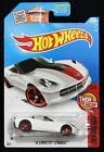 Hot Wheels - Then and Now - '14 Corbette Stingray - #107/250 (2016)