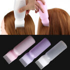120ml Hair Tint Dye Coloring Filling Dispensing Bottle Highlighting Brush Comb