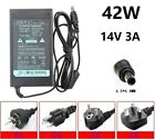 42W 14V 3A  AC Power Supply Adapter for Samsung SyncMaster LCD Monitor