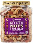 Member's Mark Deluxe Roasted Mixed Nuts w/ Sea Salt 36 or 72 oz. HEALTHY SNACK