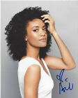ACTRESS ANNIE ILONZEH SIGNED AUTHENTIC ALL EYEZ ON ME 8X10 PHOTO B w/COA ARROW