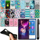 For Apple iPod Nano 7th Generation Chevron Design TPU SILICONE Case Cover + Pen