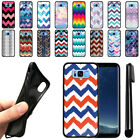 "For Samsung Galaxy S8+ Plus G955 6.2"" Chevron TPU SILICONE Case Cover + Pen"