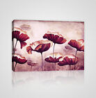 Poppies Canvas Art Framed Canvas Print - YC03