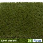 Realistic Artificial Grass, Bouncy Natural Look Garden Lawn Turf 30mm 2m 4m 5m
