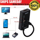 MHL Micro USB Male to HDMI Female Adapter Cable for Android Smartphone & Tablet