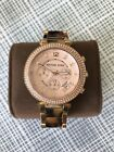 Micheal Kors Watch Rose Gold