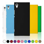 Slim Matte Hard Case Cover For Sony Xperia 1 10 Plus XA2 XA1 XZ3 XZ2 XZ1 Compact