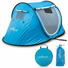Pop-up Tent An Automatic Instant Portable cabana beach tent suitable for 2 peopl
