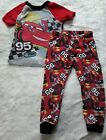 Dianey Cars Boys 2 Pc Sleeper Size 3  B/A-10