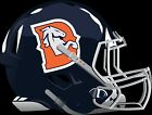 Denver Broncos Alternate Future Helmet logo Vinyl Decal / Sticker 10 sizes!! $2.99 USD on eBay