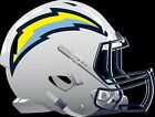 Los Angeles Chargers Alternate Future Helmet logo Vinyl Decal / Sticker 5 sizes! $9.99 USD on eBay