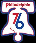 Philadelphia 76ers bell logo Vinyl Decal / Sticker 5 Sizes!! on eBay