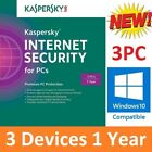 Kaspersky Internet Total Security AntiVirus 2018 3 Devices Windows Mac Android
