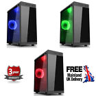 Ultra Fast Amd Quad Core Radeon Hd 8gb 120gb Ssd Home Gaming Pc Computer Hdmi Vt