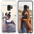 Personalised Samsung Galaxy S9 Phone Case Cover With Custom Photo Customised NEW