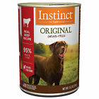 Instinct Grain-Free Beef Canned Dog Food by Nature's Variety