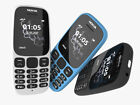 NEW Nokia 105 TA-1037 [2017] Dual-Band (850/1900) Factory Unlocked Phone