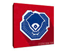 Philadelphia Phillies - Citizens Bank - Seating Map - Gallery Wrapped Canvas on Ebay