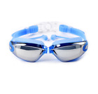 Swimming Goggles Electroplating Mirror Water Proof Anti-fog UV Protection
