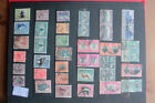 LOT STAMPS BRITISH COLONIES SOUTH AFRIKA USED (F108950)